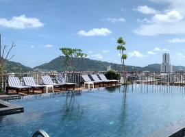Rak Elegant Hotel Patong – hotel w Patong Beach