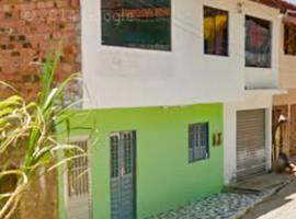 Apartamento no centro de Japaratinga