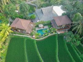 Gusde Tranquil Villas by EPS, hotel in Ubud