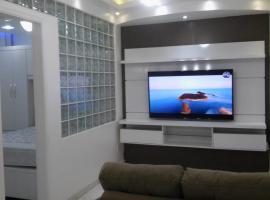 Apartamento na Praia do Embaré