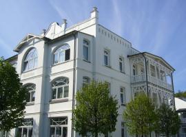 Meerblick-Appartement Villa Gudrun