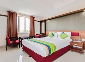 Treebo Trend Amalas Residency, hôtel à Trivandrum