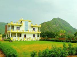 Hotel Divine Palace Pushkar