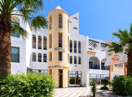 Los 10 mejores hoteles de 4 estrellas de Roquetas de Mar ...