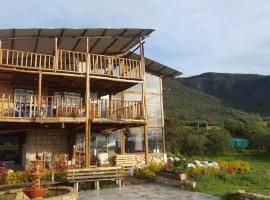 Cabaña BioFilia, Refugio de Arte y Naturaleza