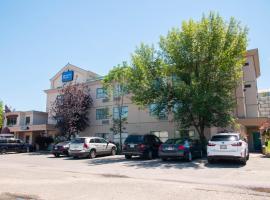 Pacific Inn & Suites Kamloops