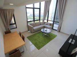 MN Duplex Apartment @ Solstice Service Apartment WiFi NEFLIX