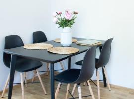 Modern apartment in the heart of Kärdla