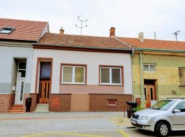 Čechovka, hotel in Břeclav