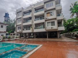 Le Aafia Suites, apartment in Calangute