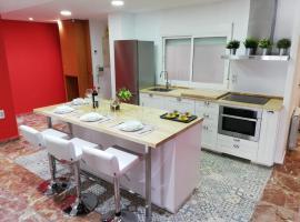piso de 150 m2 Casco Historico de Cartagena, Netflix