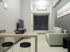 Cozy 2BR Apartment at Supermall Mansion Pakuwon Mall By Travelio