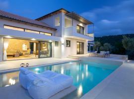 olive green villas