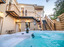 Levkosh Apartments at Lefkada's Heart