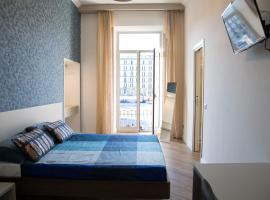 Garibaldi Rooms