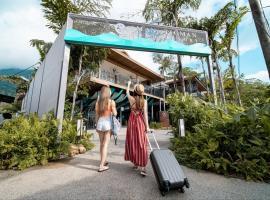 Aman Tioman Beach Resort, Hotel in Pulau Tioman