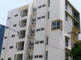 Olive Service Apartments Hitech City