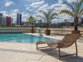Alven Palace Hotel, hotel near Joinville Arena, Joinville