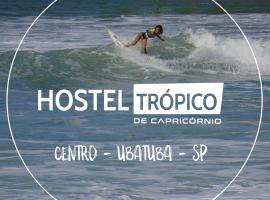 Hostel Trópico de Capricórnio - Centro