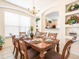 New Lake Front Vacation Home Is Close To Disney Villa