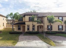 Regal Palms Townhome, 4 Bedrooms And 3.5 Baths Townhouse
