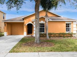 5 Bedroom 3 Bathroom Vacation Home Close To Disney Villa