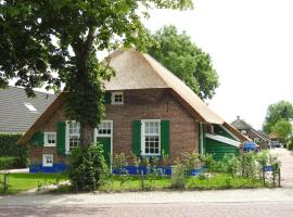 Vakantiehuis An Diek, holiday home in Staphorst