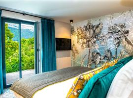 Les Villas des Tresoms Lake & Spa Resort