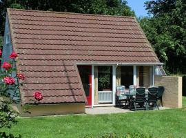 6-pers bungalow in het Heuvelland