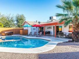 Lovely & Entertaining Hot Tub/Pool=Sun In Paradise!
