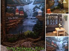 Villa Zalazi Syariah Mutiara Panderman Residence, pet-friendly hotel in Batu