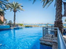 bnbme - The Palm Shoreline 9 (3 Bedroom Apartment)