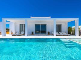 Villa Seashore, hotel in Lachania