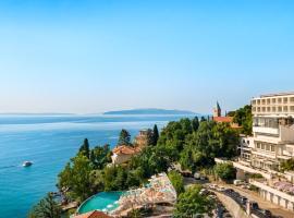 Grand Hotel Adriatic II, hotel in Opatija