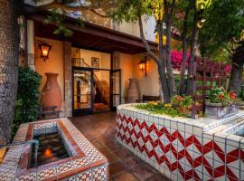 Hotel Pepper Tree Boutique Kitchen Studios - Anaheim, hotel in Anaheim