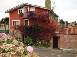 Pensión Mariaje, hotel in Celorio