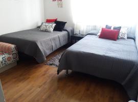 habitación Bogota Norte, habitación en casa particular en Bogotá