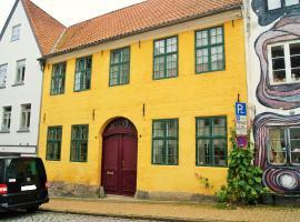 Das gelbe Haus - Drei besondere Ferienwohnungen