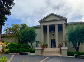 Historic Mansion in Montecito