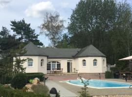 Vila domy Kamenice