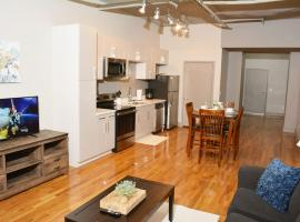 Classic Modern Fully Furnished Apartment