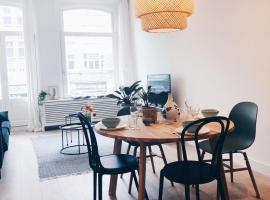 Light spacious apartment