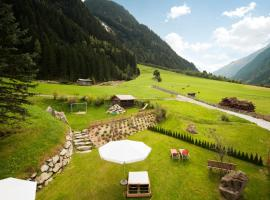 Alpenwellnesshotel Gasteigerhof, Hotel in Neustift im Stubaital