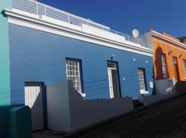 Captains Quarters, hotel near St Georges Mall, Cape Town
