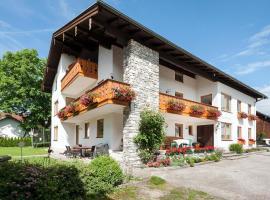 Gäste- und Appartementhaus Stachl
