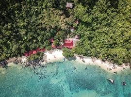 Melina Beach Resort, Hotel in Pulau Tioman