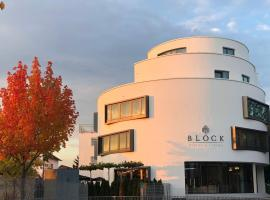 BLOCK Hotel & Living, hotel in Ingolstadt