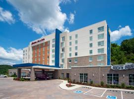 Hampton Inn & Suites by Hilton Nashville North Skyline, hotel in Nashville