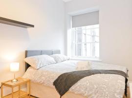 Dublin Apartment Located on Prestigious Dame Street