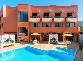 Hotel Ponta das Toninhas, hotel em Ubatuba